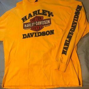 Long sleeve T shirt Harley Davidson